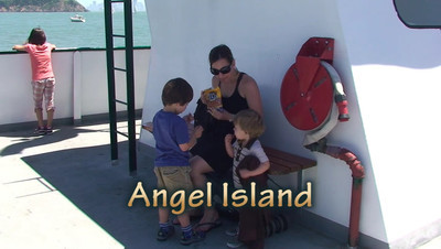 Angel Island hiking