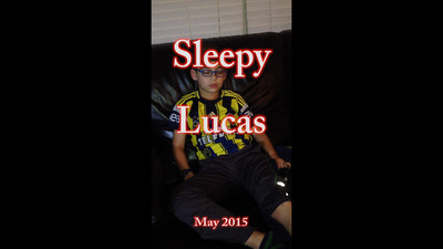 Sleepy Lucas