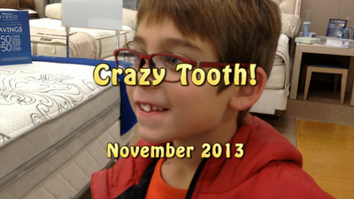 Lucas ' Crazy Tooth
