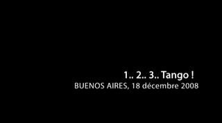 1... 2..... 3..... Tango !