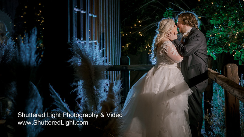 Rebecca and Stevie Ethereal Gardens Wedding