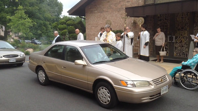Car Blessing 2014