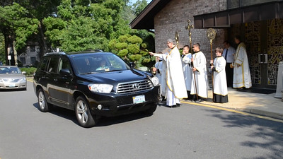 Car Blessing July 2015