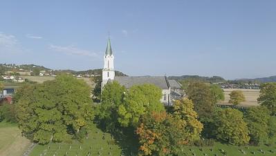 DJI_0010x Sakshaug kirke reverse