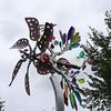 Matthaei Botanical Garden - kinetic sculpture