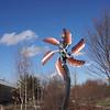 Kinetic sculpture, Matthaei Botanical Gardens