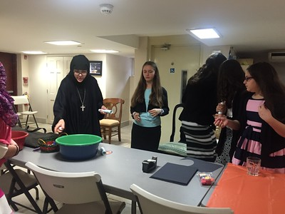 Sister Irene, Bible Study on Holy Saturday