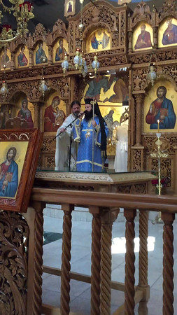 Sermon by Metropolitan Demetrius (GREEK)