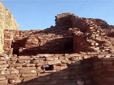 Wupatki National Monument - Some video of the various structures in the park.