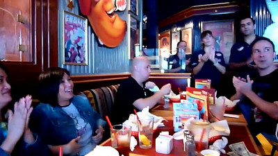 Harbor Cruise - 8/7/09.  This was a fun little thing our office did, starting with a birthday lunch and corny singing at Red Robin.