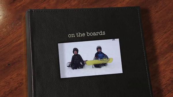 2014 - Snowboarding