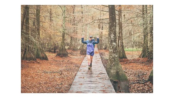 Run Like A Girl On Trails - IG