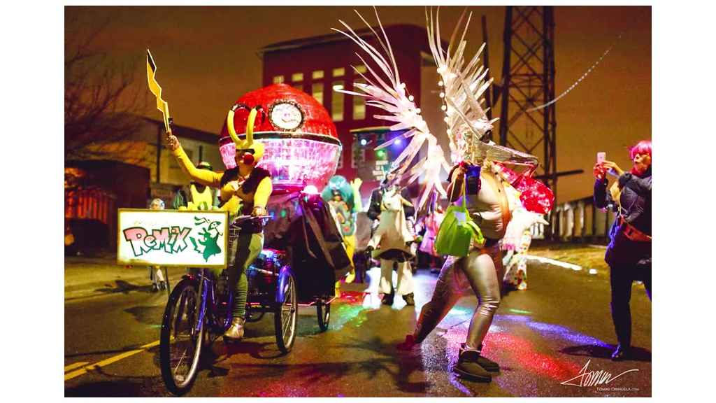 Krewe of Chewbacchus, 2018 Mardi Gras Season