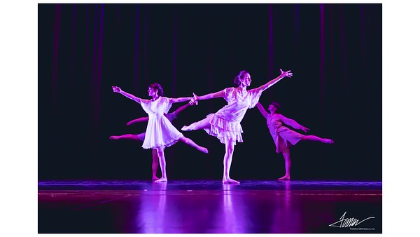 Melange Dance Company - Her Story - Opening Night
