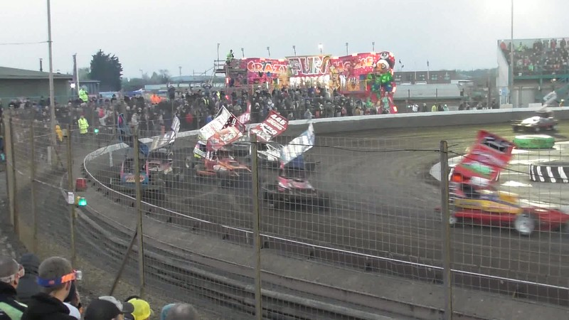 2. Heat 1 Adrian Flux Arena 30-03-19