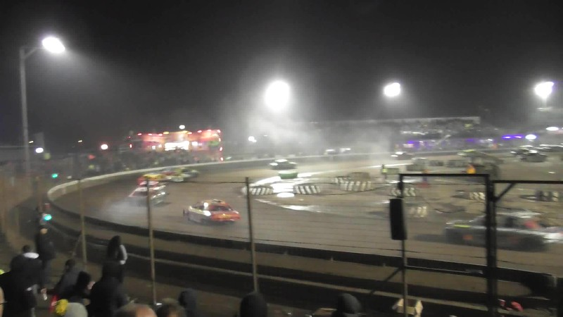 5. 2l Saloon Final Adrian Flux Arena 30-3-19