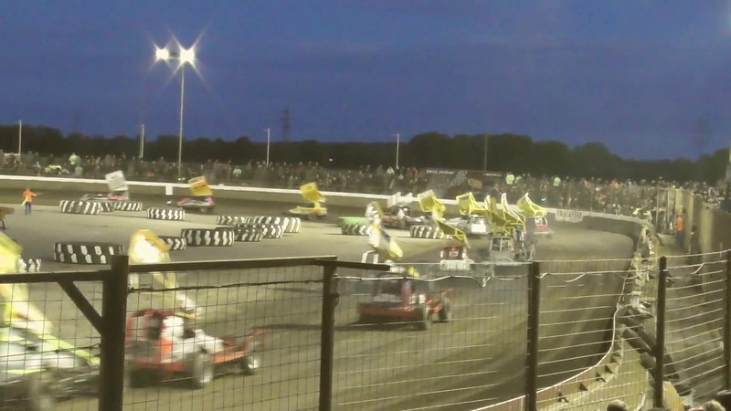 2. Brisca F1 Whites & Yellows