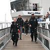 Greta Thunberg & Team Malizia - Plymouth departure