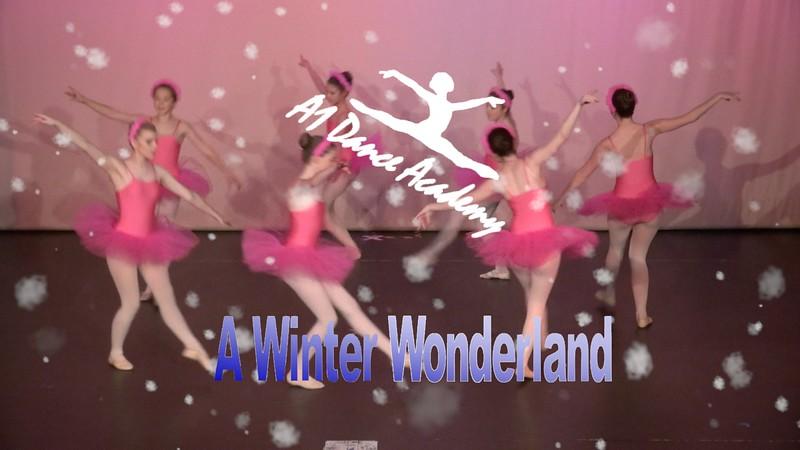 A1 Dance Academy Presents 'Winter Wonderland'
