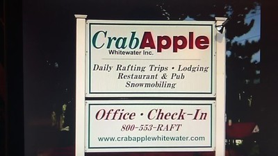 2005 Whitewater Rafting!