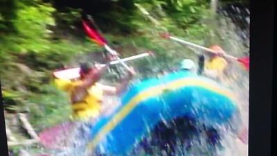 2002 White Water Rafting