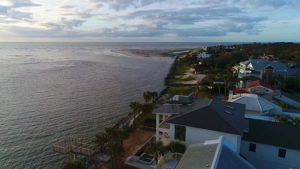 Drone - St Simons - East Beach