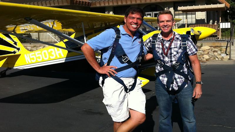 Preview to Aerobatics Film
