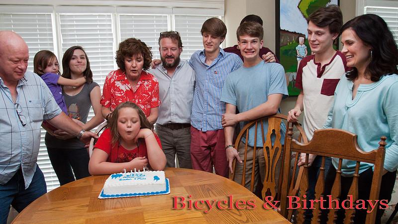 Bikes & Birthdays