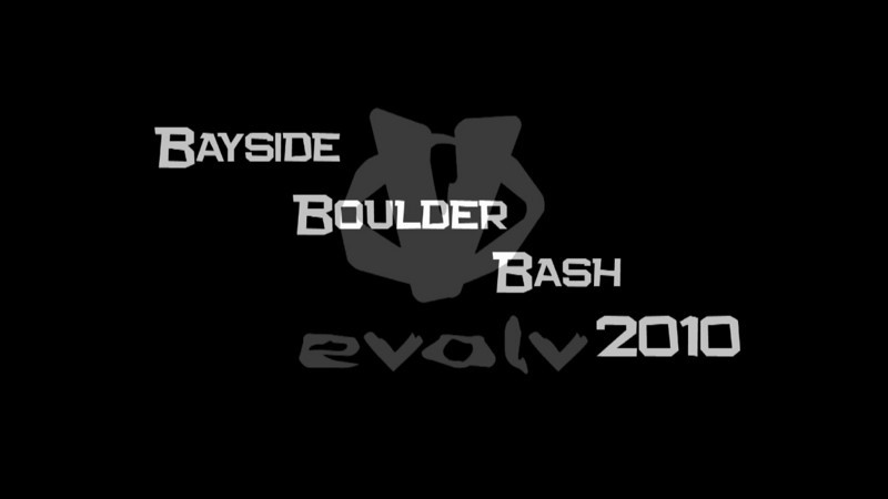 """Time Lapse of us setting for the 2010 Bayside Boulder Bash.<br /> One photo taken every 2.5 min over the two days of setting.<br /> <br /> Host: Bayside Rock (Victoria, Australia)<br />  <a href=""""http://www.baysiderock.com.au"""">http://www.baysiderock.com.au</a>"""