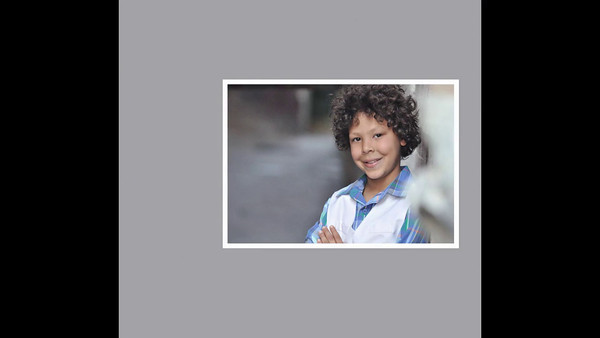Brenden Rouse | Portraits 8yrs