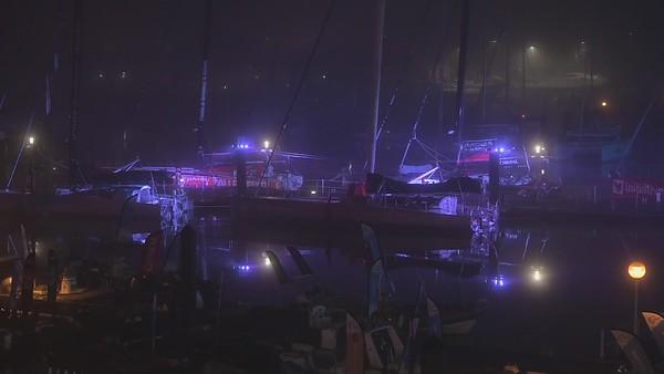 Boris Herrmann and Seaexplorer Yacht Club de Monaco on the 2020/2021 Vendée Globe start - Video hardcuts part 1