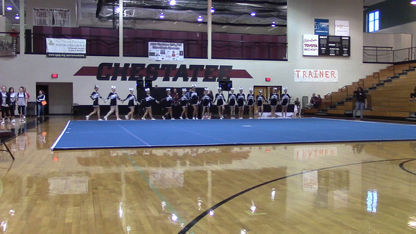 CHS Jv Comp Cheer 16'