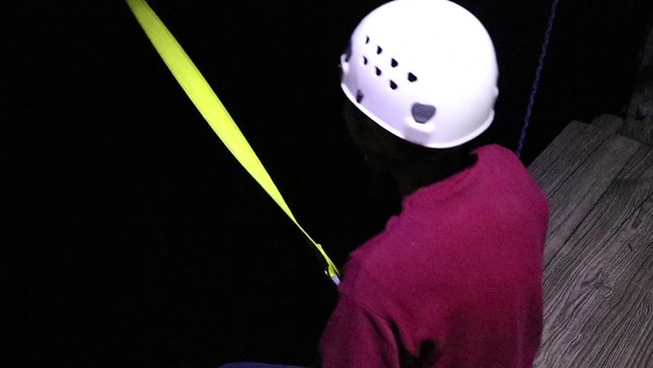 Cedar Ridge Adventures Night Zip