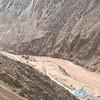 Mekong river in Tibet