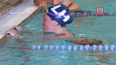 Lyman Hall Amity Girls Swimming