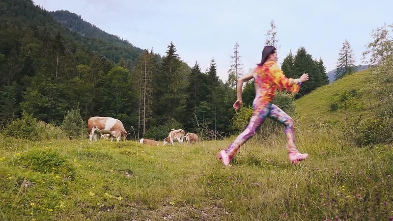 Footner - Der Berg Ruft