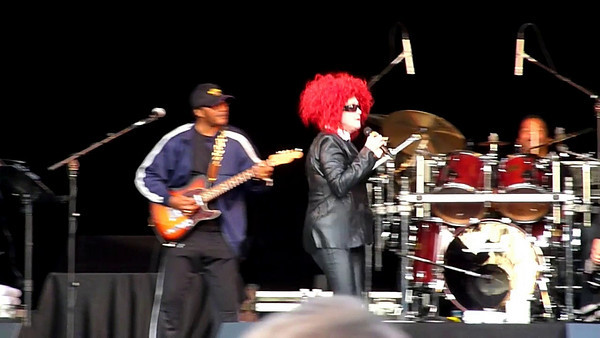 Cyndi Lauper - Seattle, WA (9/2/10)