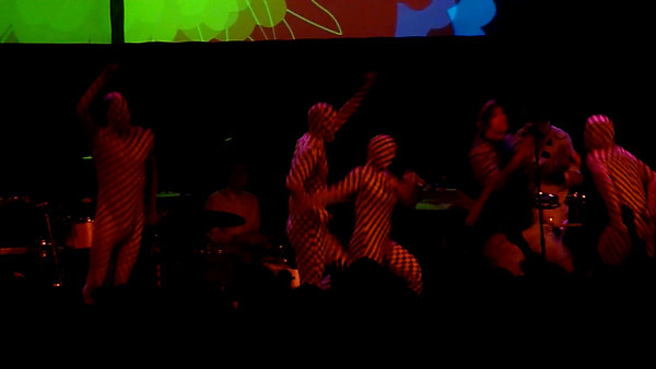 Of Montreal - Seattle, WA (10/27/10).  Fairly short video.