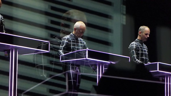 Kraftwerk - July 1, 2014 (Part 1)