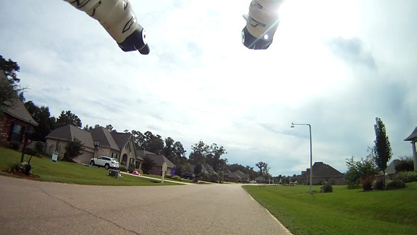 Messing around with GoPro