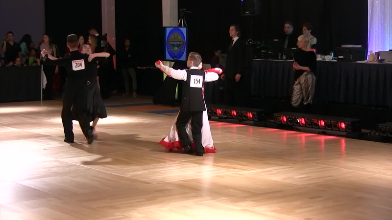 2015 Boston Cup Peter&Esther Standard