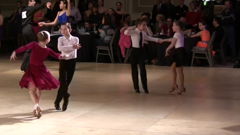 2013 Boston Cup DSC. Peter and Esther. Latin