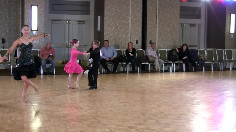 2012 BBDC. Peter and Mia