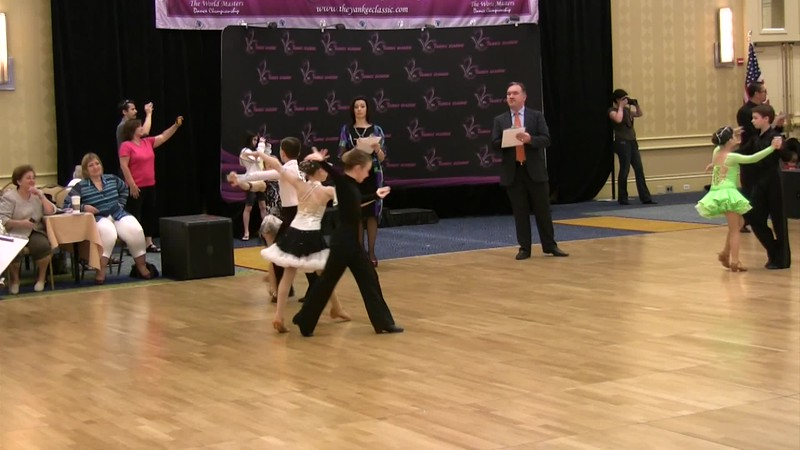 2013 Yankee Classic DSC. Peter and Esther.
