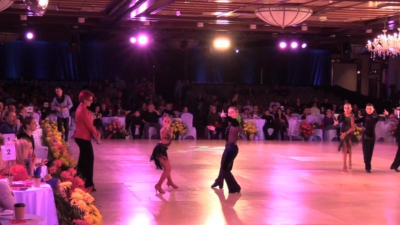 2017 Classic de Quebec. Latin. pre-champ