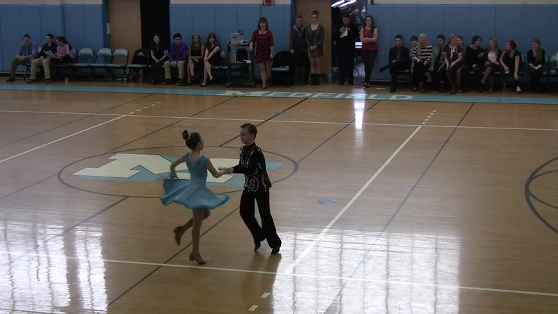 2014 Medfield HS show case. Peter and Esther. Jive