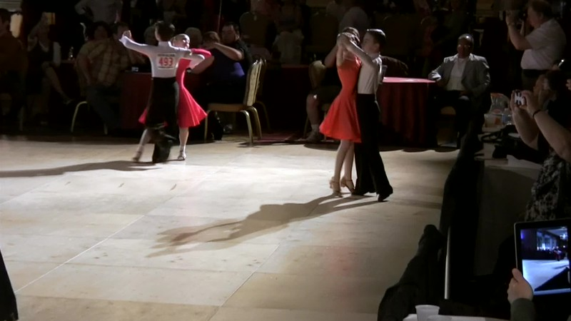 2013 BBCD. Peter and Esther. Standard