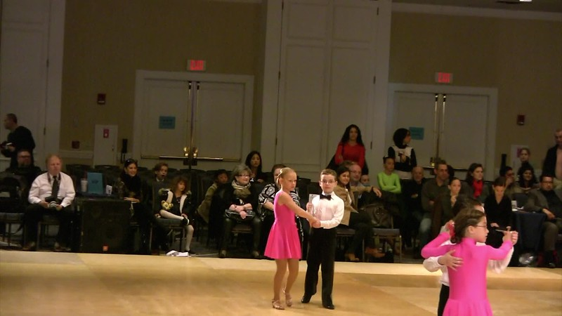 2016. Debut Max and Sonya. Commonwealth Classic