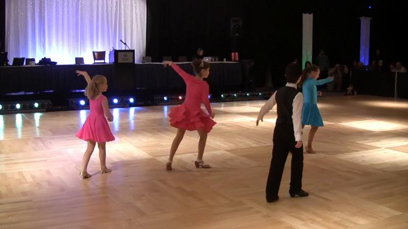 January 2015. Dance Fever showcase.
