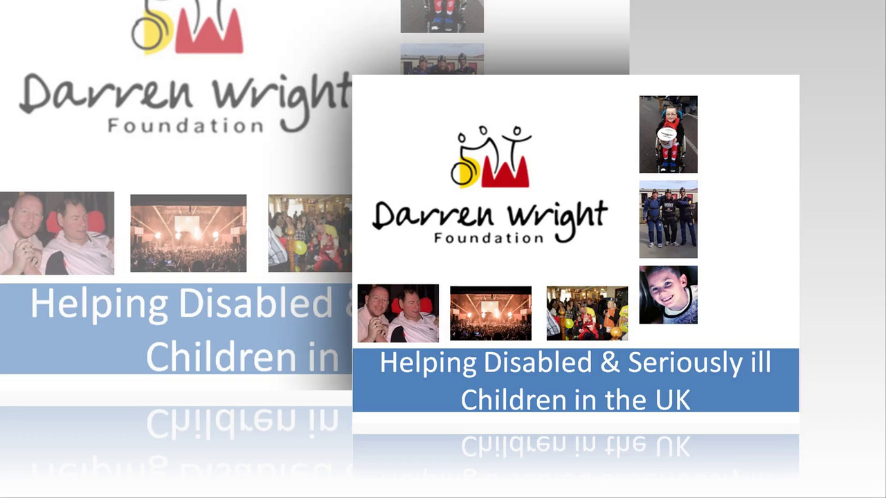 Darren Wright Foundation2